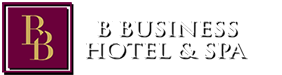 B Business Hotel & Spa Logo